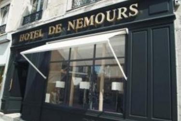 Hotel De Nemours: Exterieur RENNES