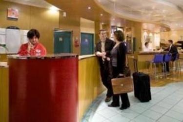 Hotel Ibis Rennes Gare Sud: Recepción RENNES