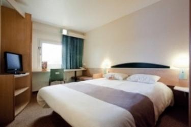 Hotel Ibis Rennes Gare Sud: Chambre Double RENNES