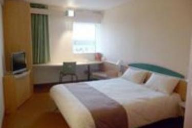 Hotel Ibis Rennes Gare Sud: Doppelzimmer RENNES