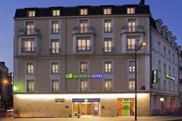 Hotel Ibis Styles Rennes Centre Gare Nord: Exterior RENNES