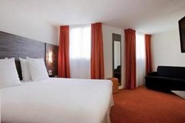 Hotel Ibis Styles Rennes Centre Gare Nord: Habitación RENNES