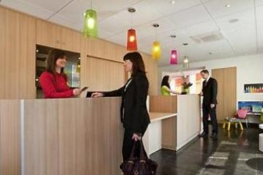 Hotel Ibis Styles Rennes Centre Gare Nord: Lobby RENNES