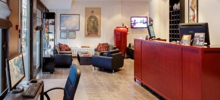 City Center Hotel Reykjavik: Lobby REYKJAVIK