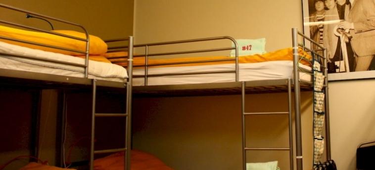 Hostel B47: Centro Affari REYKJAVIK
