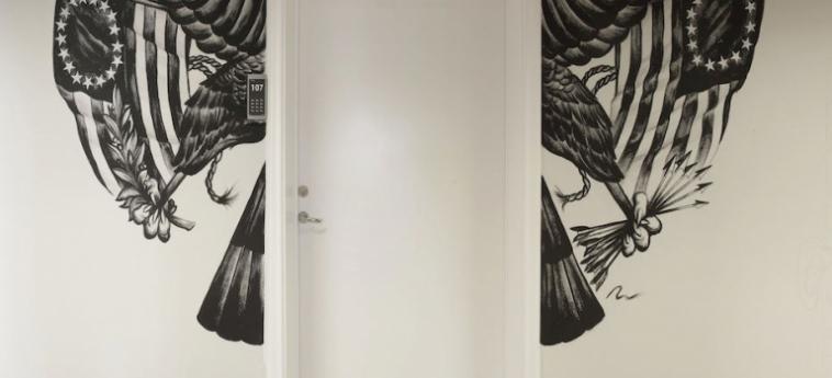 Hostel B47: Dormitorio 6 Pax REYKJAVIK