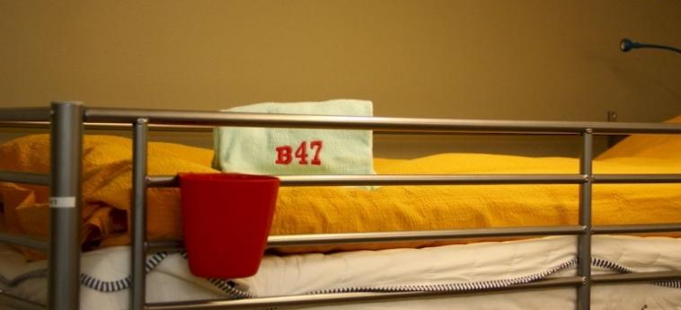 Hostel B47: Mappa del Piano REYKJAVIK