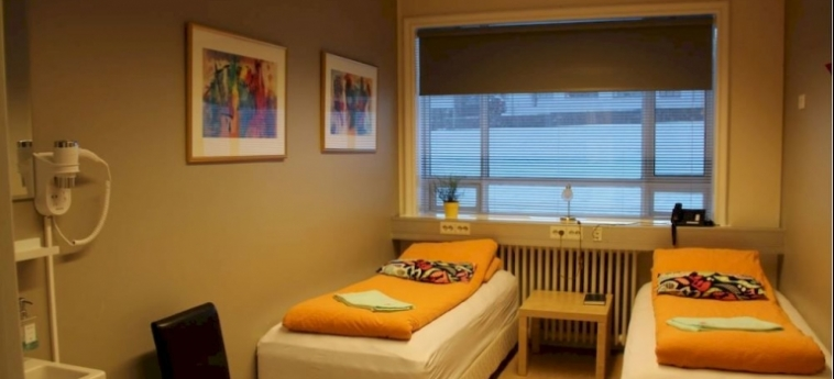 Hostel B47: Particolare dell'Hotel REYKJAVIK