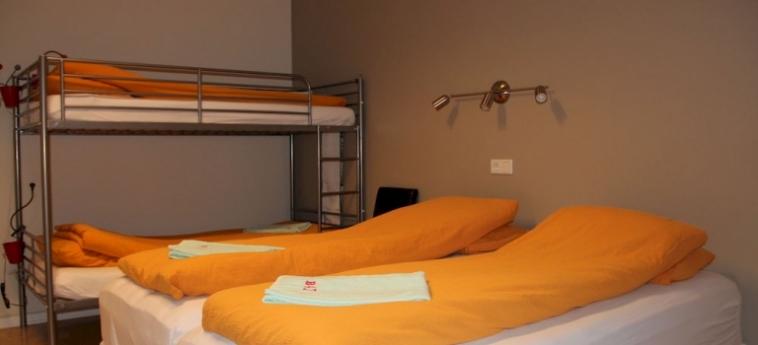 Hostel B47: Sala Colazione REYKJAVIK