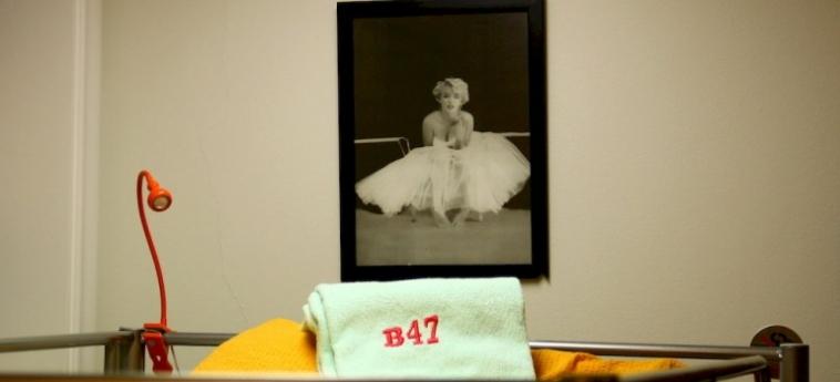 Hostel B47: Salotto REYKJAVIK
