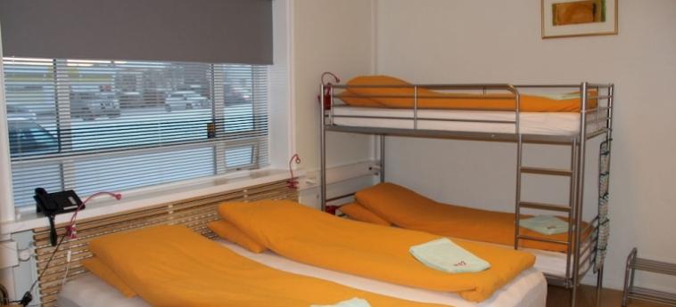 Hostel B47: Deluxe Zimmer REYKJAVIK