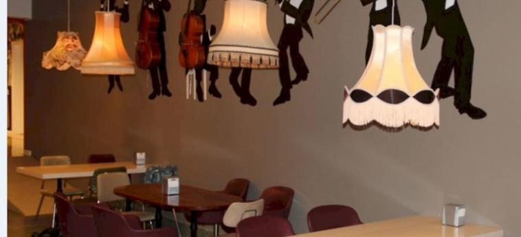 Hostel B47: Restaurant REYKJAVIK