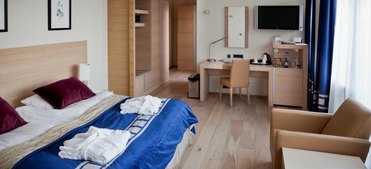 Grand Hotel Reykjavik: Camera Matrimoniale/Doppia REYKJAVIK