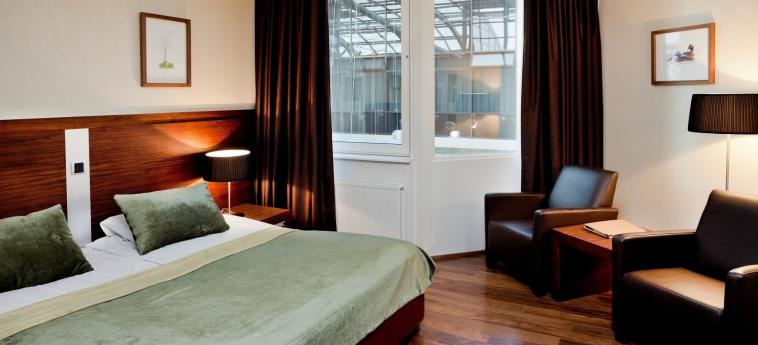 Grand Hotel Reykjavik: Chambre REYKJAVIK