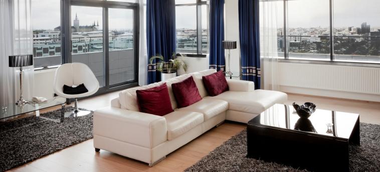 Grand Hotel Reykjavik: Salle Relax REYKJAVIK