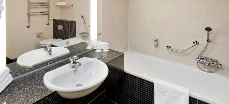 Grand Hotel Reykjavik: Bathroom REYKJAVIK