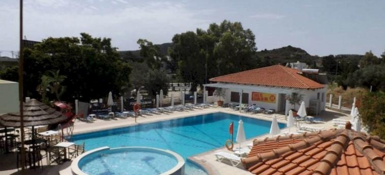 Hotel Tina's Studios: Apartment Sirene RHODES