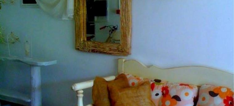 Hotel Tina's Studios: Lobby RHODES