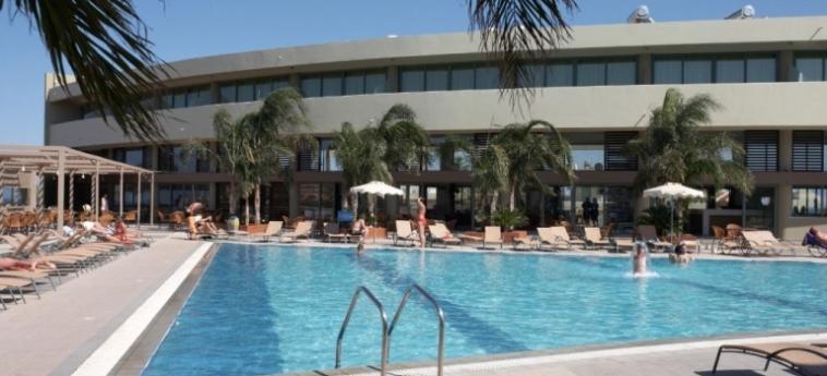 Hotel Virginia Family Suites: Restaurant Panoramique RHODES