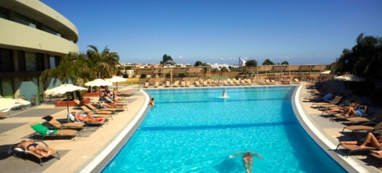 Hotel Virginia Family Suites: Promenade RHODES