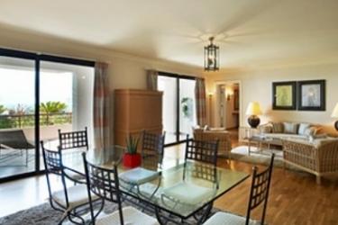 Hotel Sheraton Rhodes Resort: Chambre Suite RHODES
