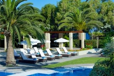 Hotel Sheraton Rhodes Resort: Piscine Découverte RHODES