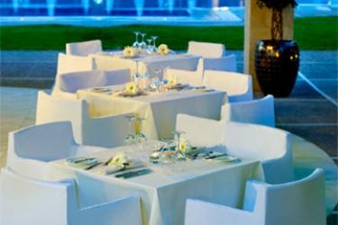 Hotel Sheraton Rhodes Resort: Restaurant Exterior RHODES