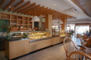 Achillion Hotel: Buffet RHODES
