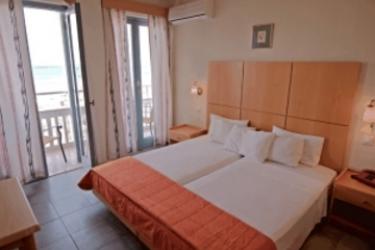 Achillion Hotel: Chambre Double RHODES