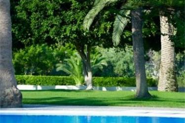 Hotel Sheraton Rhodes Resort: Garten RHODOS
