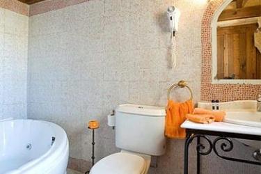 Hotel Saint Nikolis: Badezimmer RHODOS
