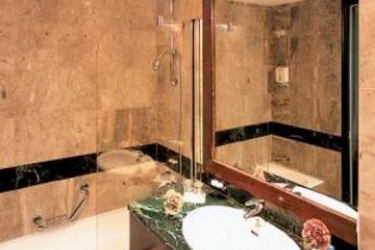 Hotel Calypso Palace: Badezimmer RHODOS