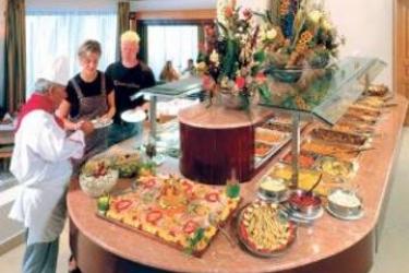Hotel Calypso Palace: Restaurant RHODOS