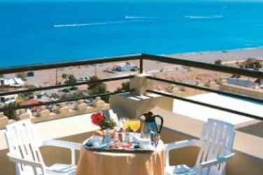 Hotel Calypso Palace: Terrasse RHODOS
