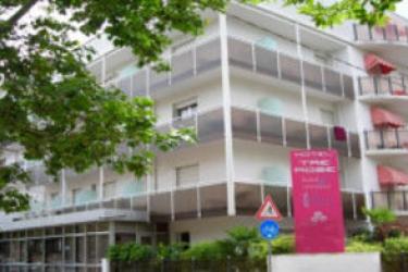 Hotel Tre Rose: Außen RICCIONE - RIMINI