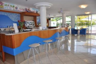 Hotel Tre Rose: Empfang RICCIONE - RIMINI