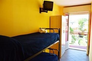 The Hostel Riccione: Bunk-Bed Room RICCIONE - RIMINI