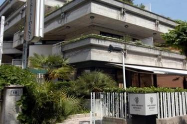 Hotel President: Esterno RICCIONE - RIMINI