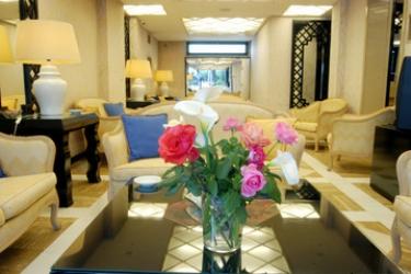 Hotel President: Hall RICCIONE - RIMINI