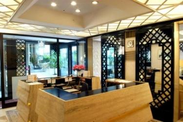 Hotel President: Reception RICCIONE - RIMINI