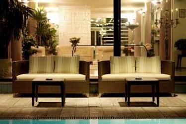 Hotel Feldberg: Terrazza RICCIONE - RIMINI