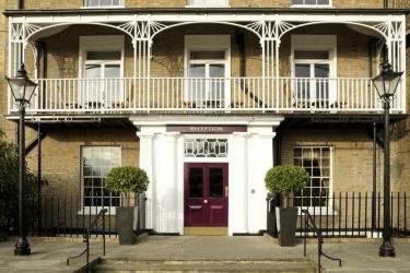 Hotel Richmond Hill: Exterieur RICHMOND