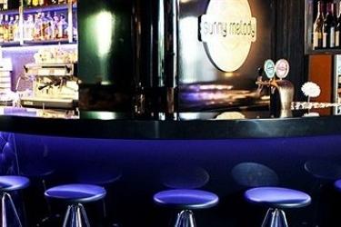 Days Hotel Riga Vef: Bar dell'hotel RIGA