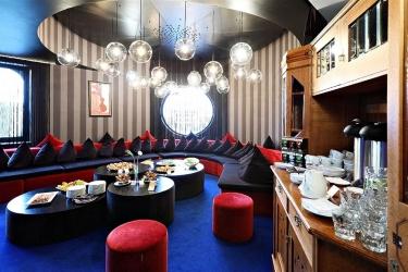 Days Hotel Riga Vef: Lounge RIGA