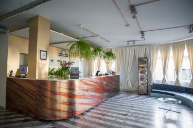 Days Hotel Riga Vef: Reception RIGA