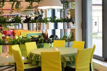 Days Hotel Riga Vef: Ristorante RIGA