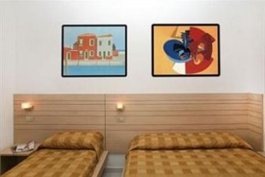 Internazionale Apartments: Balcony RIMINI