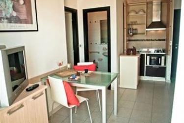 Internazionale Apartments: Couloir RIMINI