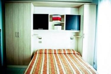 Internazionale Apartments: Salle de Gym RIMINI