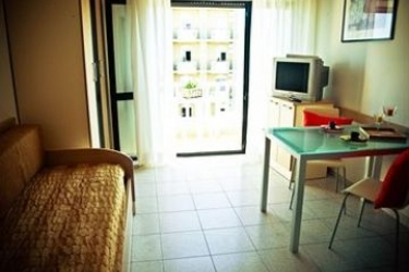 Internazionale Apartments: Salle de Petit Dejeuner RIMINI